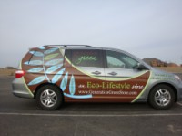 Car Graphics and Vehicle Wraps