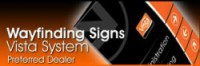 Wayfinding Signs - Vista Systems